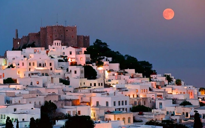 Patmos, the Greek Island of Revelation, Features in New Film