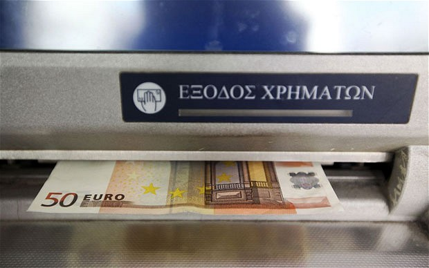 Greece's Bank Association Announces Capital Controls Could be Lifted by End of 2016