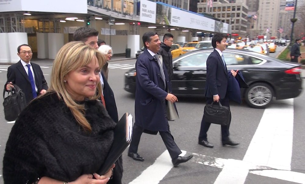 Nancy Papaioannou: The First Greek American Woman President of a Bank in New York