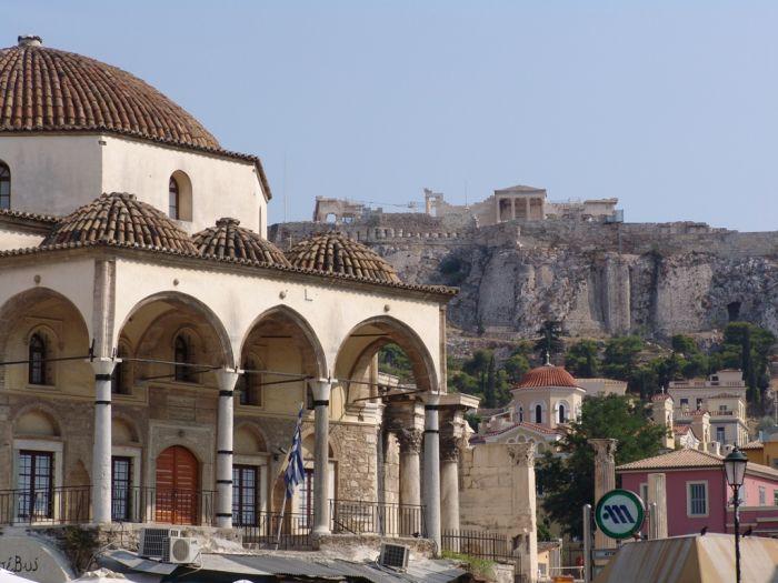 Neue Etappe für die Odyssee des Baus einer Moschee in Athen