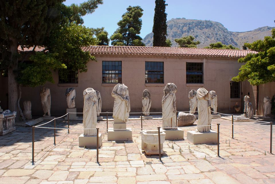 Archaeological Museum of Corinth to Reopen 2 Refurbished Halls