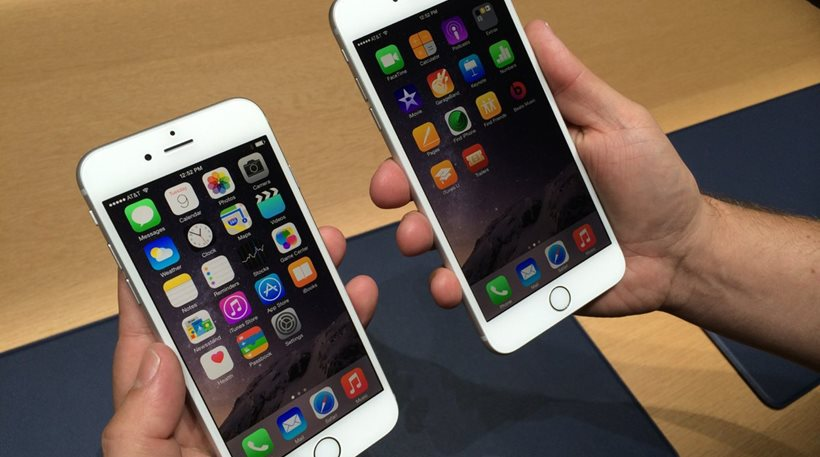 Apple's iPhone 7plus Launch Showcases Greece!