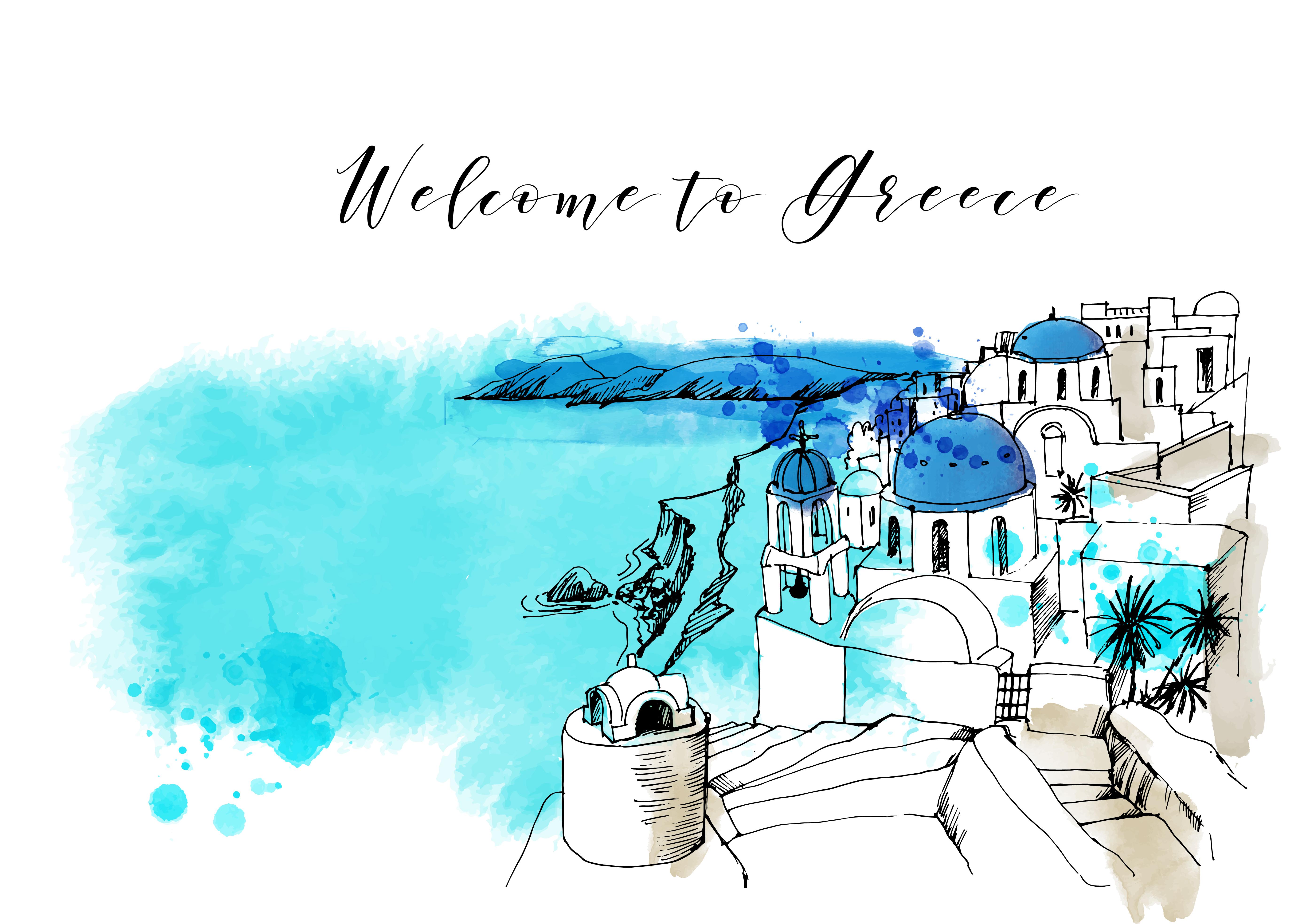 Топ 10 уникальных достопримечательностей Греции