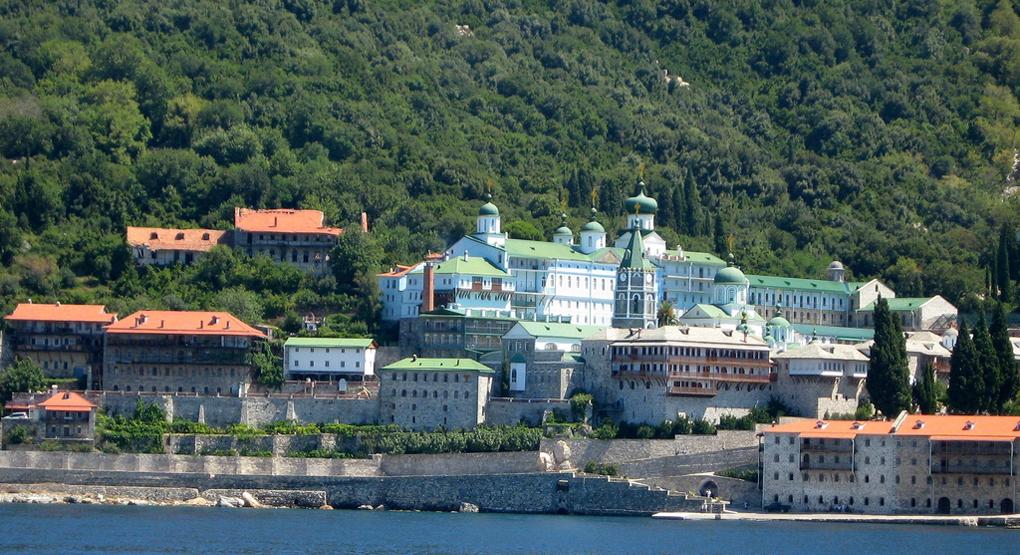 Патриарх Кирилл посетит в мае монастырь на Афоне