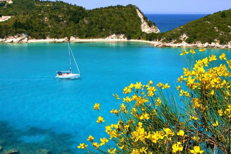 Збільшився потік туристів через аеропорти Іонічних островів