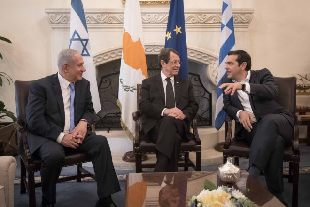 Greek, Cypriot, Israeli Leaders Agree Gas Pipeline