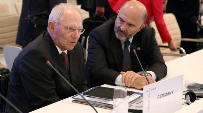 Διαφωνία Σόιμπλε-Moσκοβισί για τον ESM και την Ελλάδα