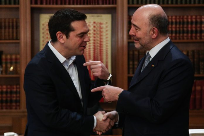 European Commissioner Moscovici: Greece Needs to Take a Few More Steps