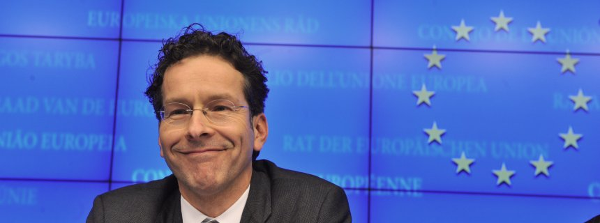 Eurogroup: Dijsselbloem Says Greek Bailout Solid, Regardless of New German Government