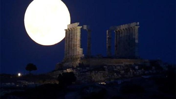 Ένα εντυπωσιακό φαινόμενο σήμερα στην Ελλάδα