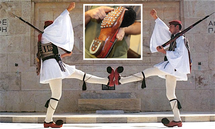 The 'Tsarouchi,' a Symbol of Greek Bravery and Freedom