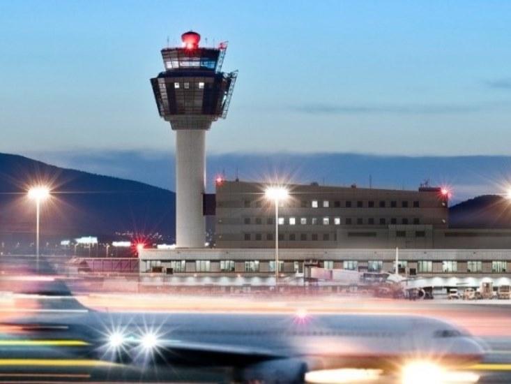 Аеропорт Афін визнаний кращим в світі в своєму класі.