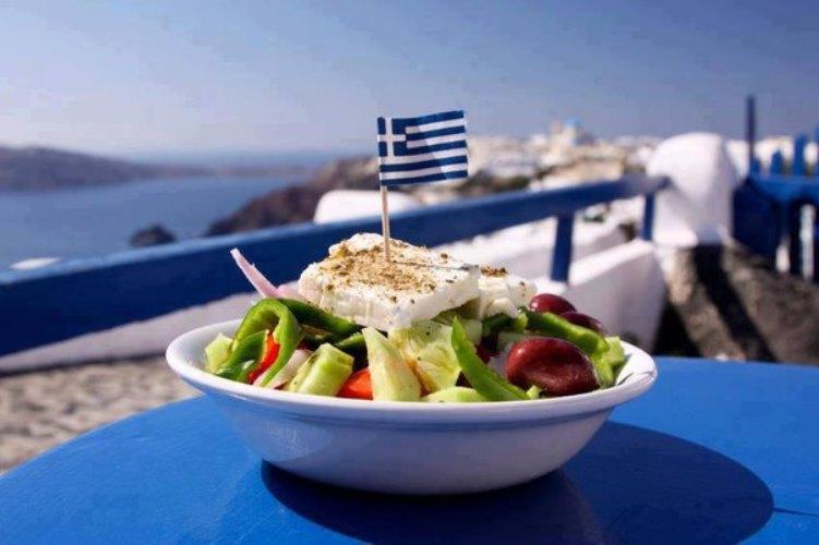 Эта необыкновенная греческая кухня!