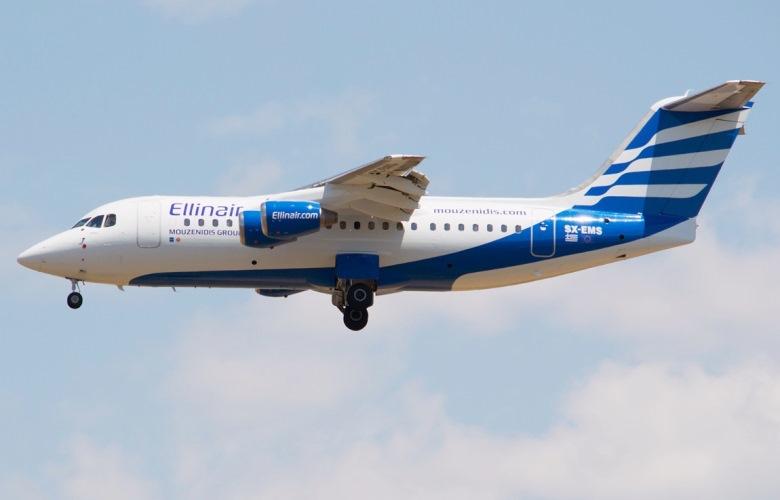 Прямой рейс Ellinair из Волгограда на Крит