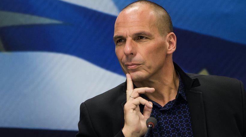 Βαρουφάκης: Η Ελλάδα δεν έπρεπε να μπει στην Ευρωζώνη