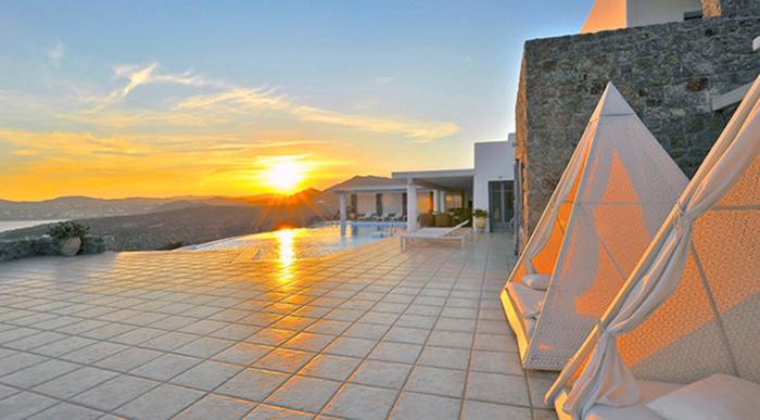 Mykonos $5 Million Luxury Villa in $49 Lottery Draw