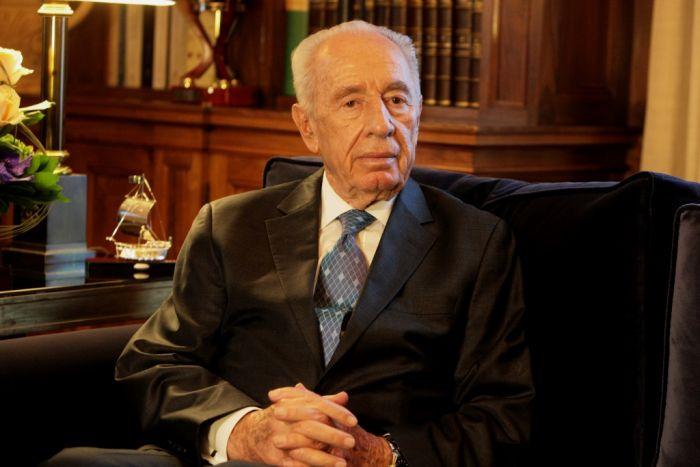 Peres in Athen – Mittlerer Osten und Kooperationen stehen im Mittelpunkt