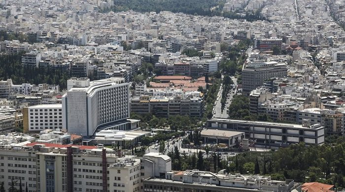 Greek Homes Lose a Third of their Value in 5 Years