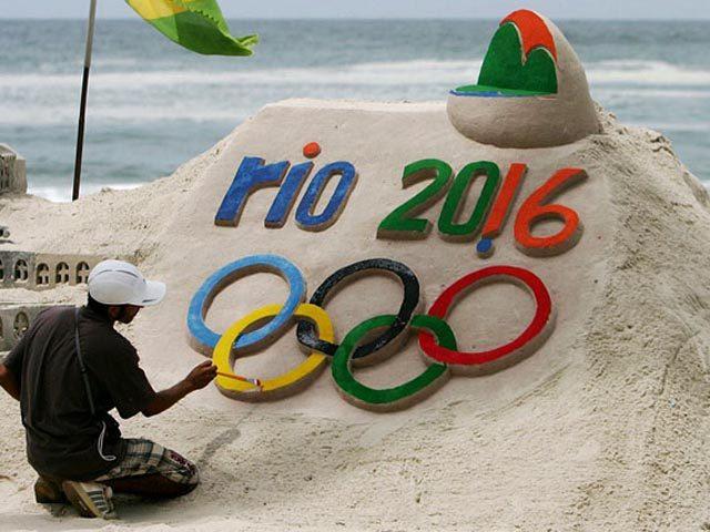 Состав сборной Греции на Олимпийских играх в Рио