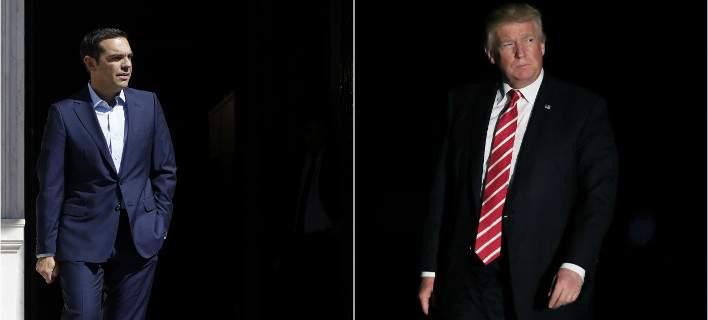Η ατζέντα των συνομιλιών Τραμπ-Τσίπρα
