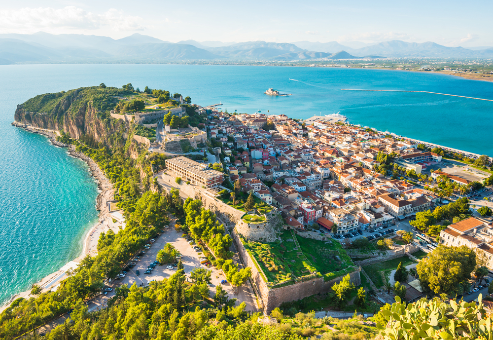 Top 5 places to visit in the Peloponnese