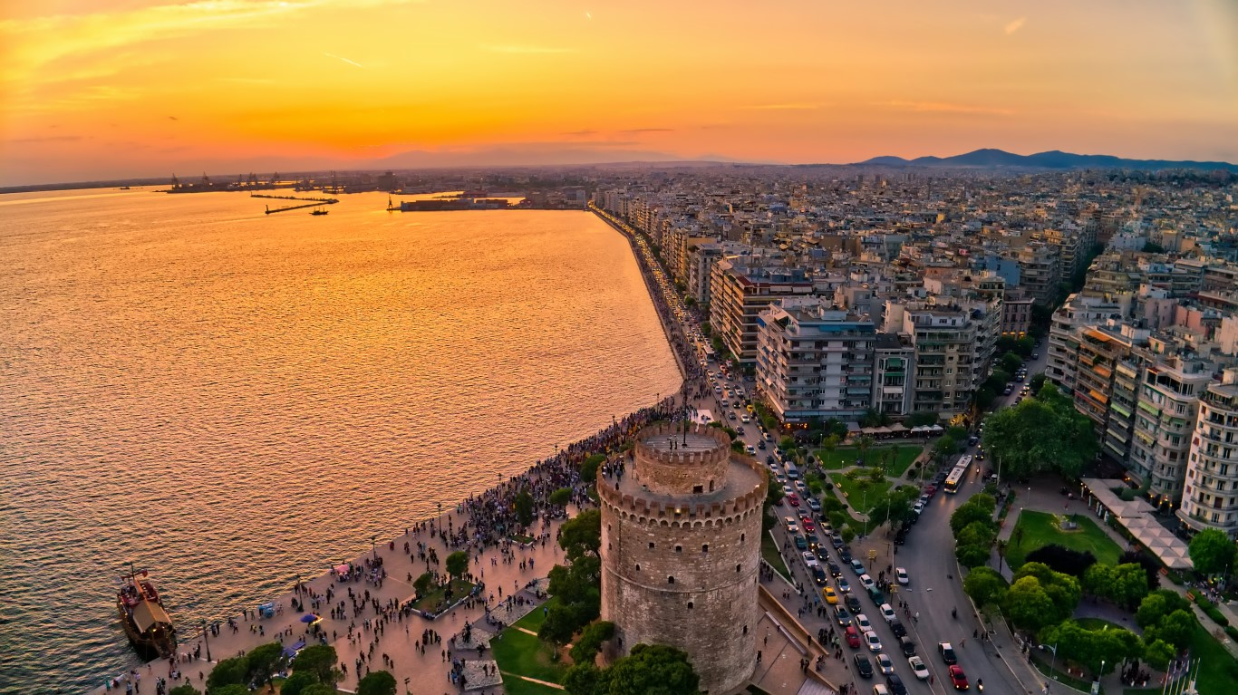 Yunan emlak fiyatları 2019'da yükseldi
