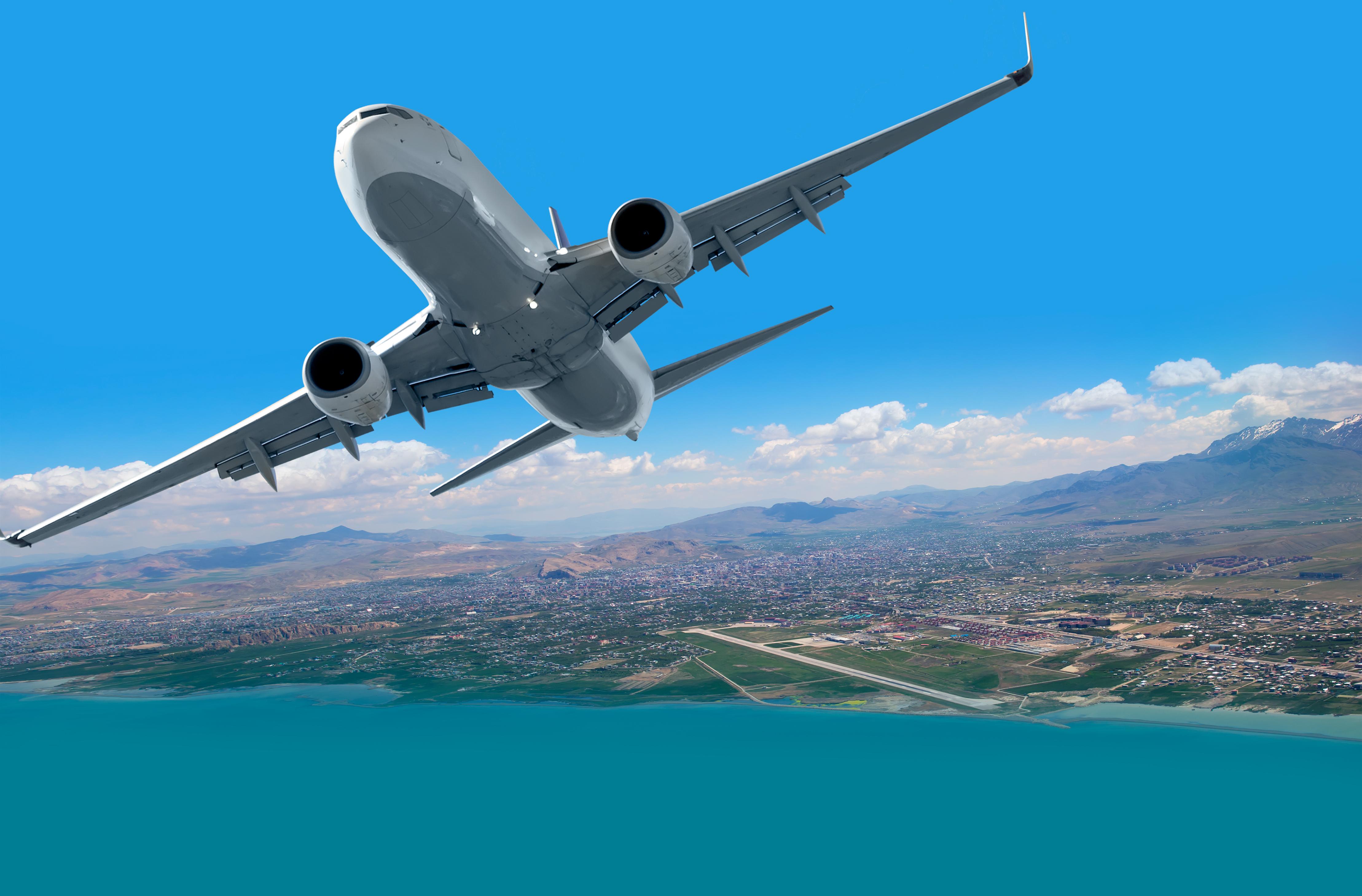 Афины - количество авиапассажиров выросло!