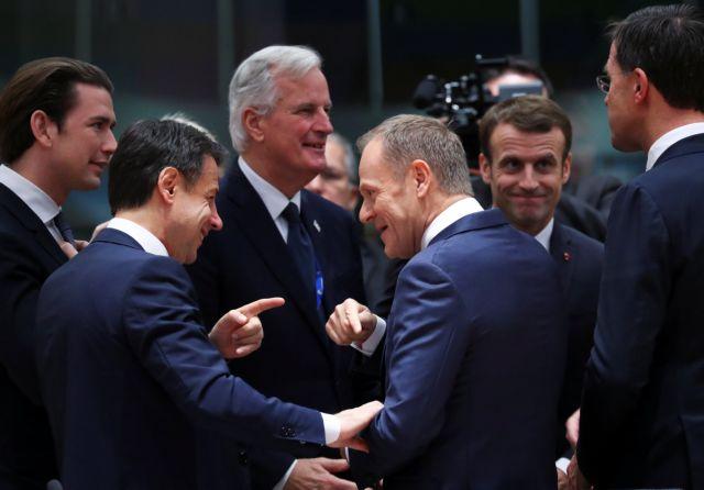 Εγκρίθηκε το Brexit από τους 27 ηγέτες της ΕΕ