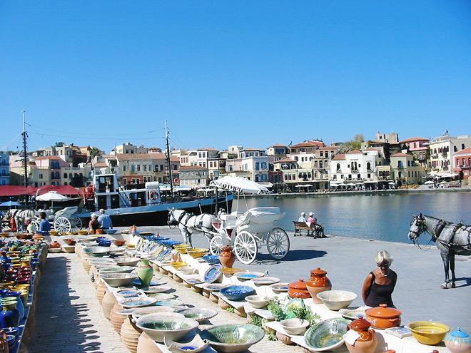 Недвижимость на острове Крит