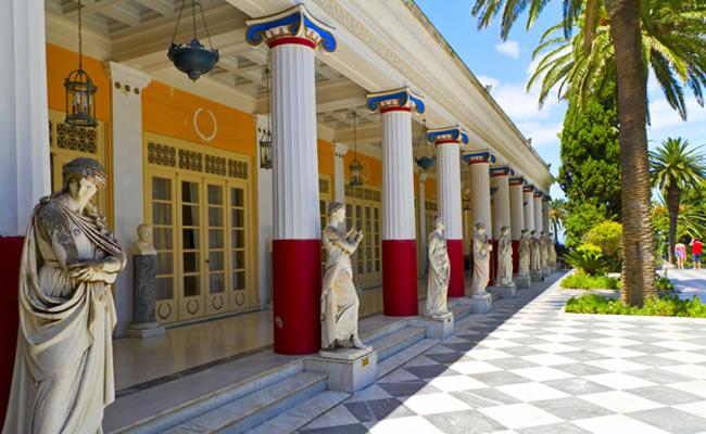 Недвижимость на острове Корфу
