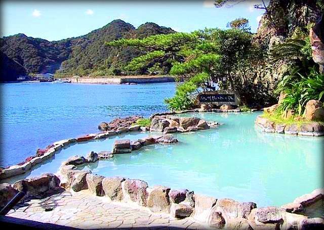 Thermal Springs in Greece.