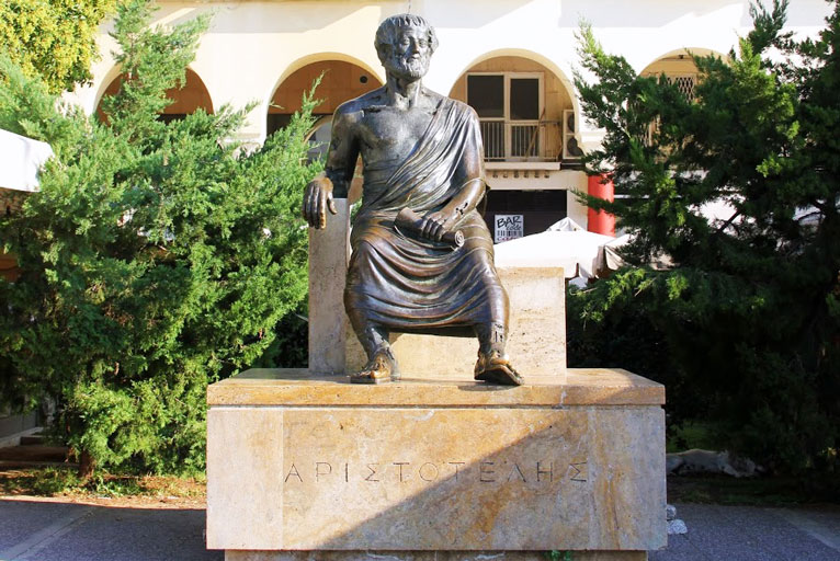 UNESCO declared 2016 as the anniversary year of Aristotle.