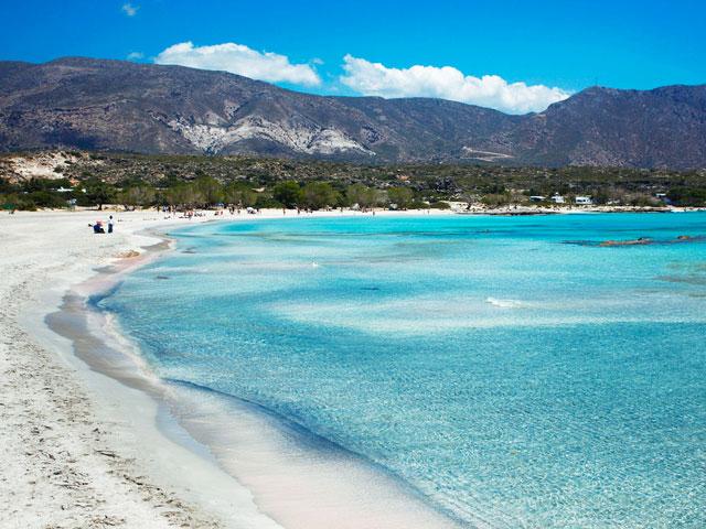 Десятка лучших пляжей Крита