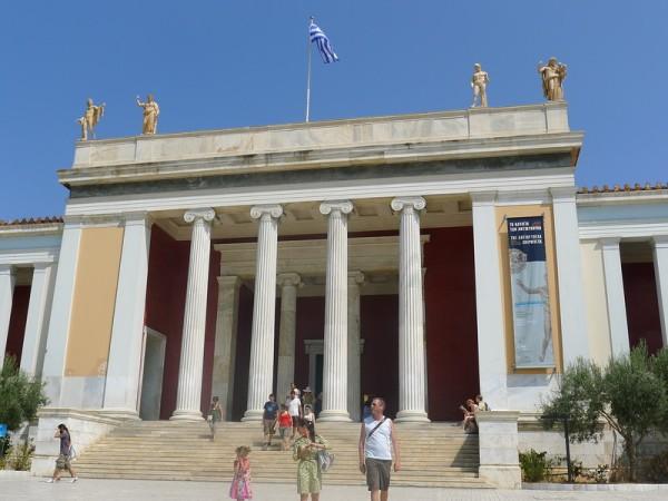 В числе лучших музеев мира - Национальный археологический музей