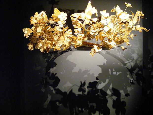 Фотовыставка «Золотые венки из Древней Македонии»