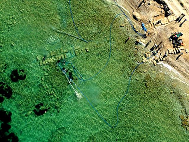 Тайны Коринфского залива.