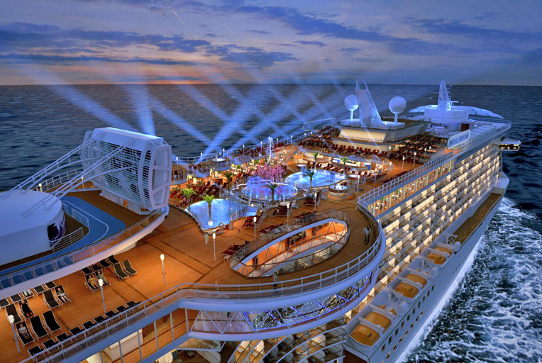 New cruise field for tourists from Russia to Greece!