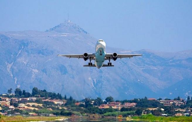 Аэропорты Греции показали рекордный пассажирооборот