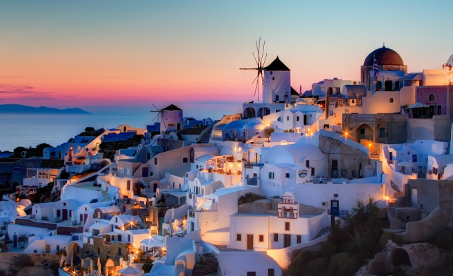 Real Estate in Cyclades