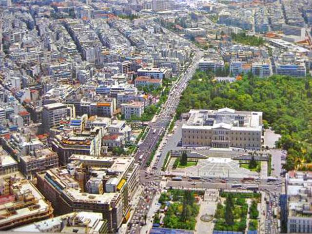 Снижение цен на коммерческую недвижимость в Греции