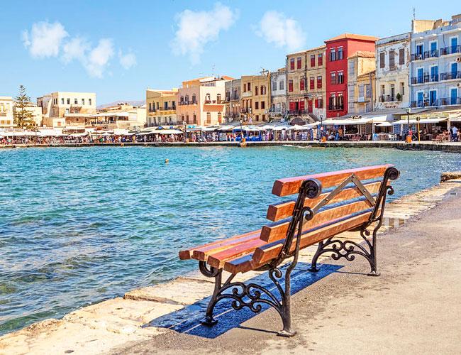 Крит -это не только прекрасные пляжи