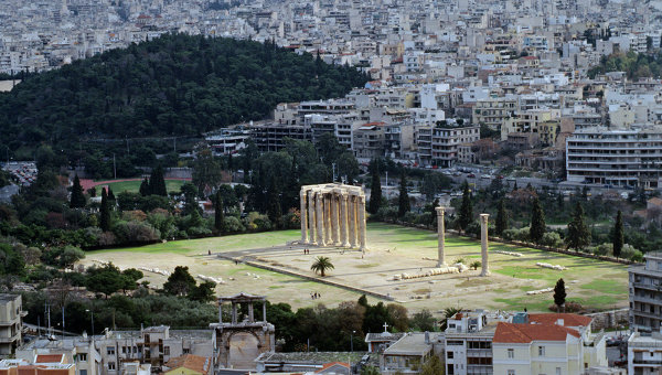 Athens tends to become the major tourist destination in Greece