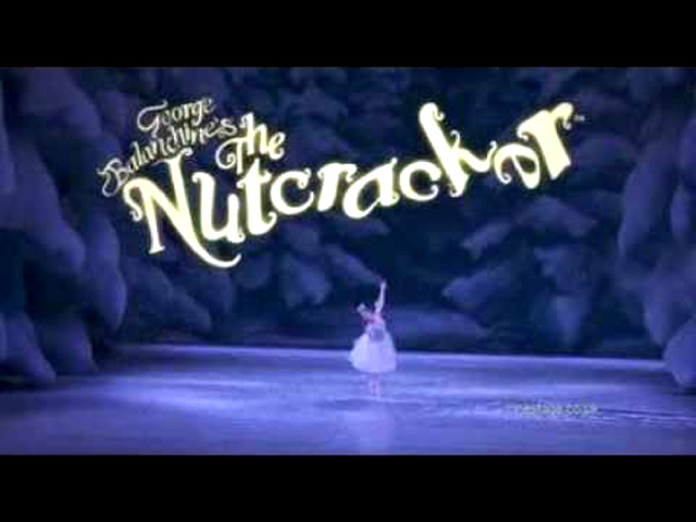 "Christmas with the ""Nutcracker"" in Olympia Theatre"