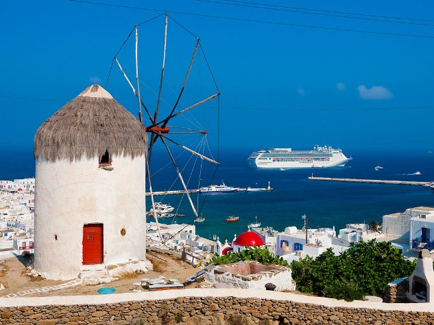 Two Greek islands among the twenty best islands of the planet.