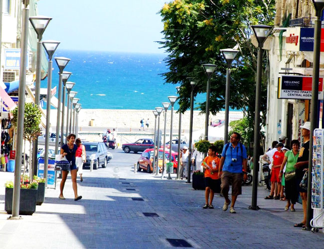 Heraklion - Shopping destination!