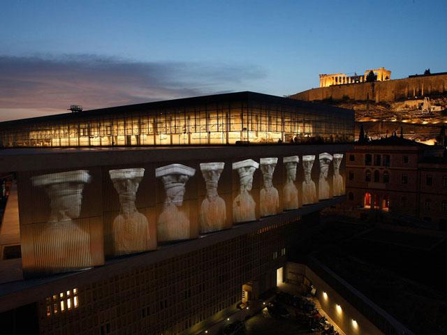 Музей Акрополя в Афинах празднует 6-летний юбилей
