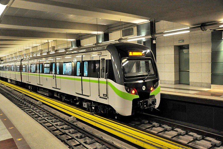 "Spirtzis: ""Metro line 4 construction to be auctioned in 4-5 months"""