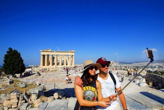Ростуризм: Никаких жалоб от российских туристов в Греции нет