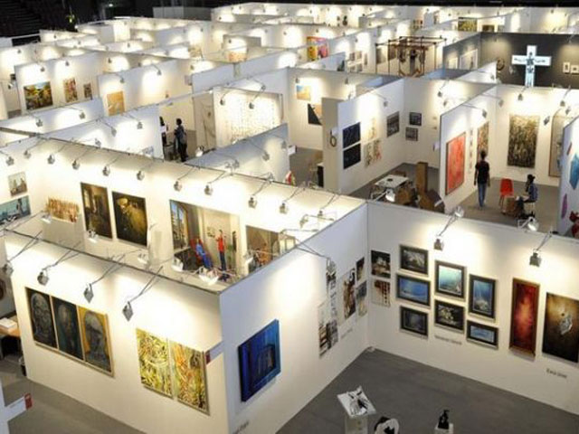 The biggest art exhibition in Athens