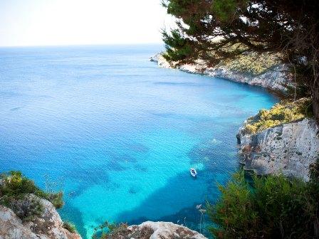 Греческий остров Закинф - первый официальный центр Subwing в мире